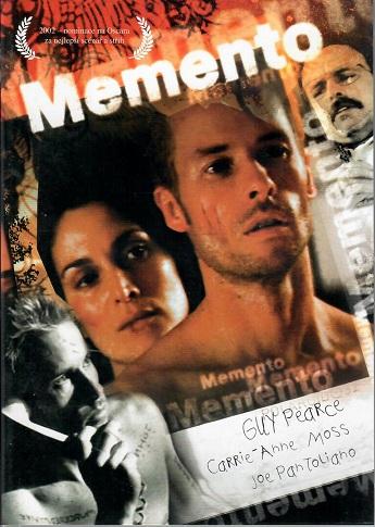 Memento ( plast ) - DVD