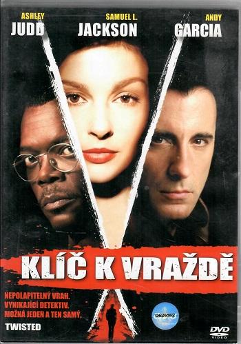 Klíč k vraždě ( plast ) - DVD