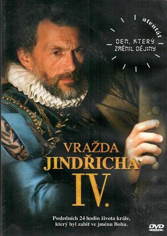Vražda Jindřicha IV. ( Plast ) - DVD