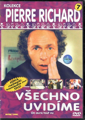 Všechno uvidíme ( plast ) - DVD