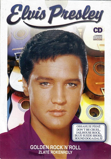 Elvis Presley - Golden rock´n´roll ( pošetka ) - CD