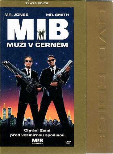 Muži v černém ( digipack ) - DVD