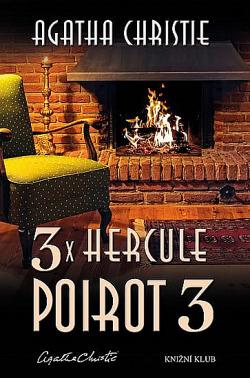 3x Hercule Poirot 3 - Agatha Christie