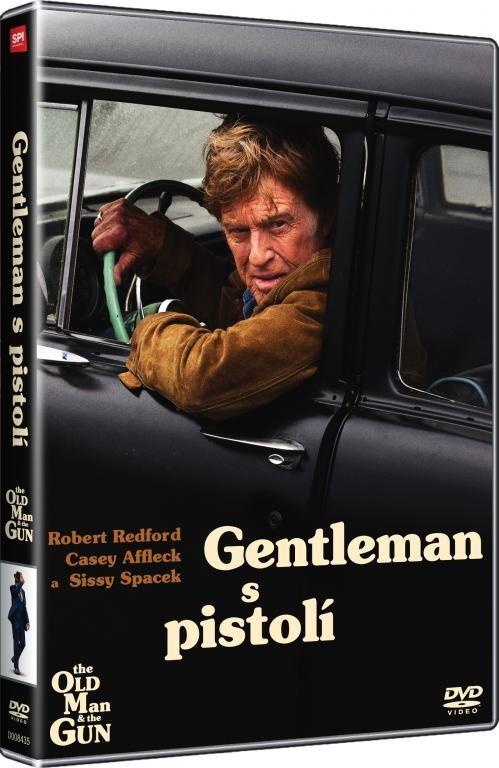 Gentleman s pistolí - DVD plast