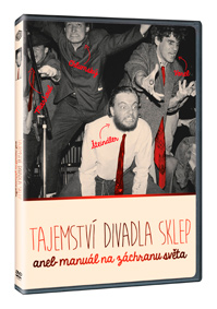 Tajemství Divadla Sklep - DVD plast