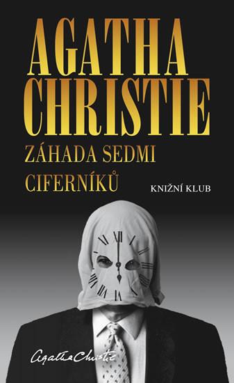 Záhada sedmi ciferníků - Agatha Christie - bazarové zboží