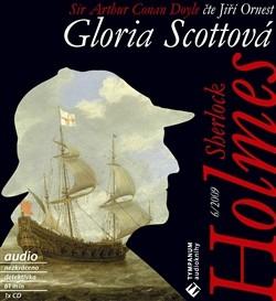 Sherlock Homes - Gloria Scottová - CD - papírová pošetka