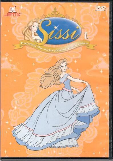 Sissi 1 - DVD plast