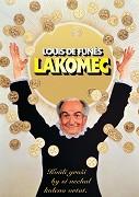 Lakomec (plast, slim )-DVD