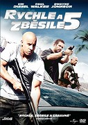 Rychle a zběsile 5 (plast)-DVD