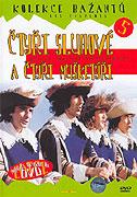 Čtyři sluhové a čtyři mušketýři- (plast)DVD