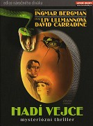 Hadí vejce - DVD digipack