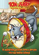 Tom a Jerry:Největší honičky 2(plast)-DVD