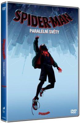 Spider-man: Paralelní světy - DVD plast
