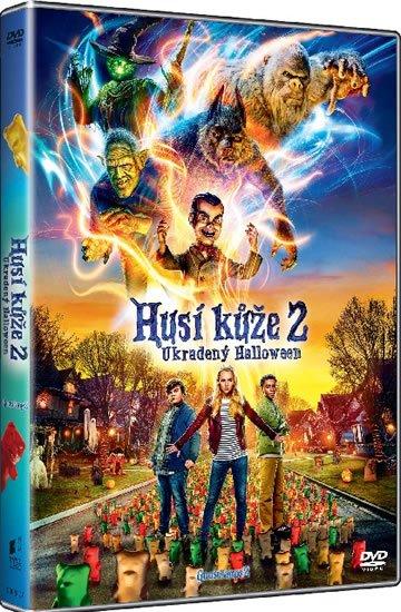 Husí kůže 2: Ukradený Halloween - DVD plast