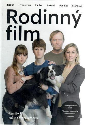 Rodinný film ( plast ) - DVD