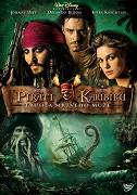 Piráti z Karibiku:Truhla mrtvého muže/plast/-DVD