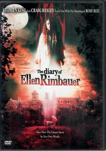 The Diary of Ellen Rimbauer/ Deník Ellen Rimbauerové ( originální znění s CZ titulky ) - plast  DVD