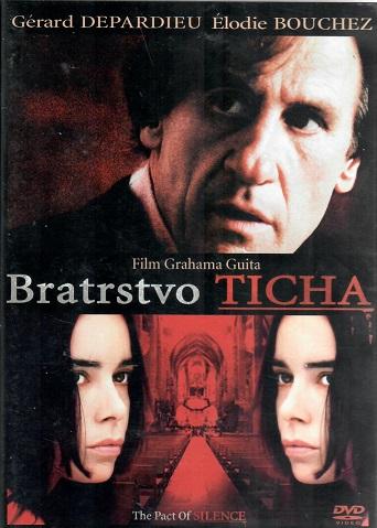 Bratrstvo ticha ( originální znění s CZ titulky ) - plast DVD