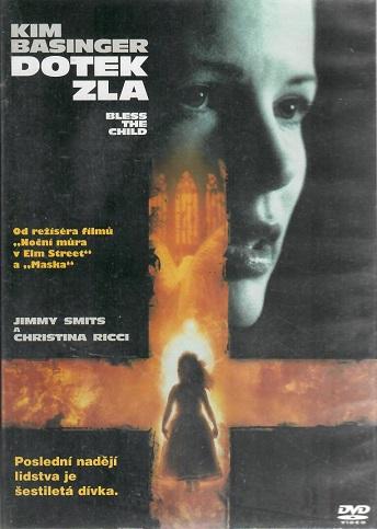 Dotek zla ( plast ) - DVD