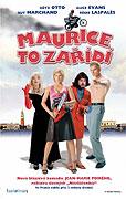 Maurice to zařídí(plast)-DVD