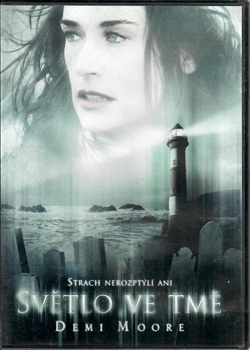 Světlo ve tmě ( plast ) - DVD
