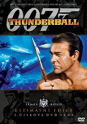 James Bond-Thunderball-2-disková edice/plast/-DVD