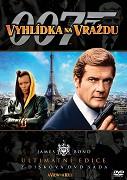 James Bond-Vyhlídka na vraždu-2-disková edice/plast/-DVD