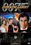 James Bond-Povolení zabíjet-2-diskové vydání(plast)-DVD