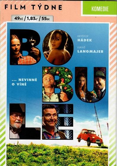 Bobule ( pošetka ) - DVD