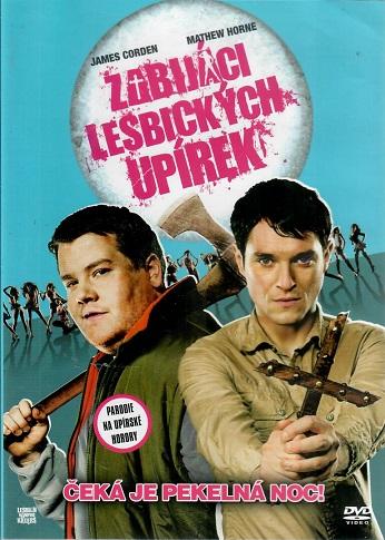 Zabijáci lesbických upírek ( plast ) - DVD