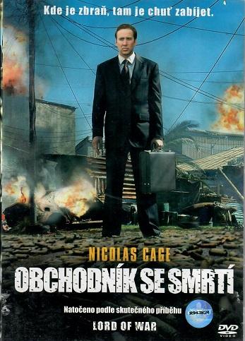 Obchodník se smrtí ( slim ) - DVD