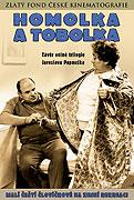 Homolka a tobolka(plast)-DVD