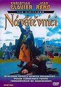Návštěvníci 1,francouzský film/Jean Reno/plast-DVD