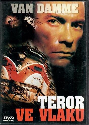 Teror ve vlaku ( plast ) - DVD