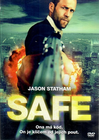 Safe ( plast ) - DVD
