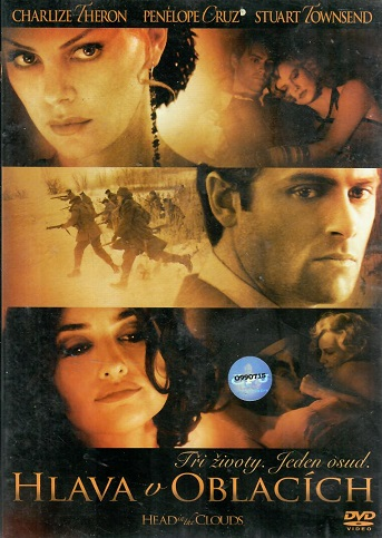 Hlava v oblacích ( Plast ) - DVD