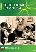Ecce homo homolka(plast)-DVD