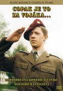 Copak je to za vojáka.../plast/-DVD