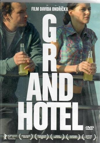 Grandhotel ( plast ) - DVD
