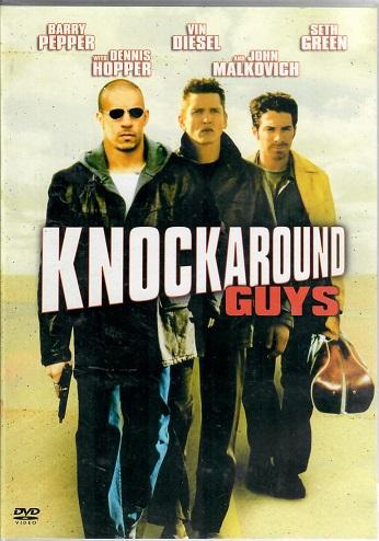 Knockaround Guys / Flákači ( Originální znění s CZ titulky ) - plast DVD