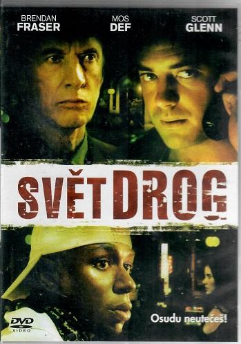 Svět drog ( plast ) DVD