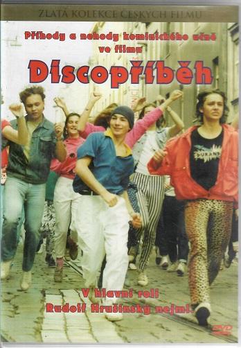 Discopříběh ( plast/slim ) - DVD
