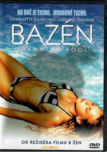 Bazén ( slim/plast ) - DVD