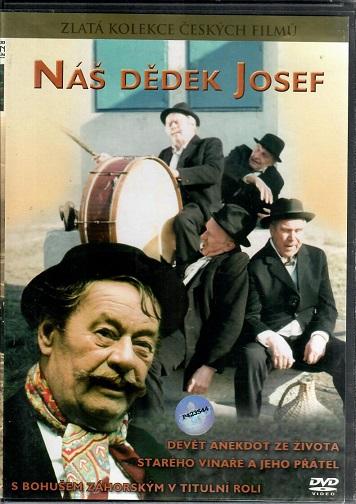Náš dědek josef ( plast ) - DVD