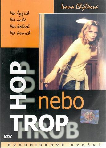 Hop nebo trop 2 DVD ( plast ) - DVD