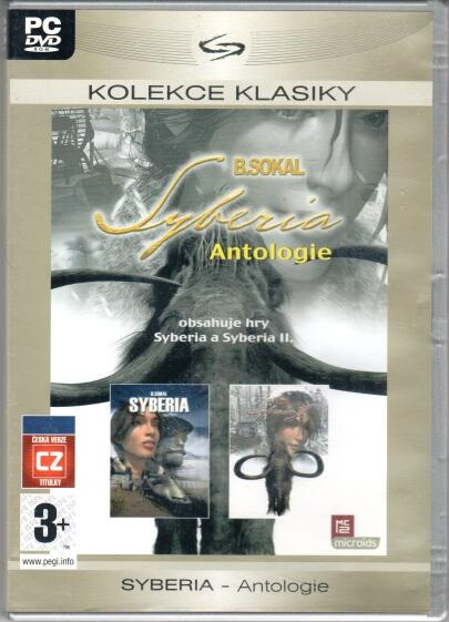 Sybeia a Syberia II. - PC hra