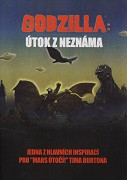 Godzilla: útok z neznáma - DVD plast
