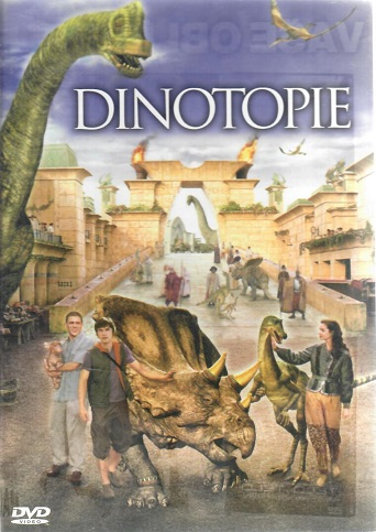 Dinotopie ( plast)  - DVD