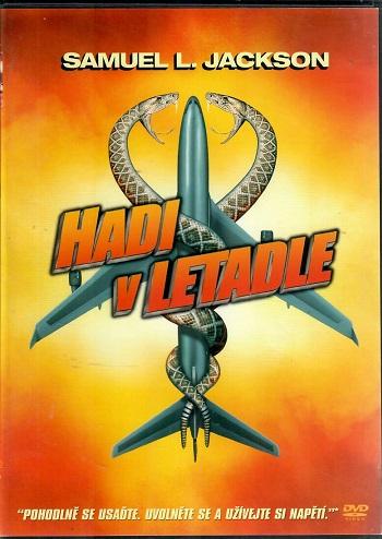 Hadi v letadle ( plast ) - DVD
